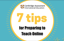 7 tips for teaching online (English)