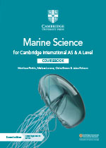 Cambrige International Marine Science front cover (Cambridge University Press)