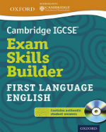 How to get A in IGCSE First Language English?