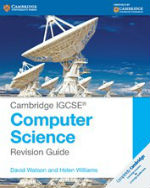 Cambridge IGCSE Computer Science (0478)