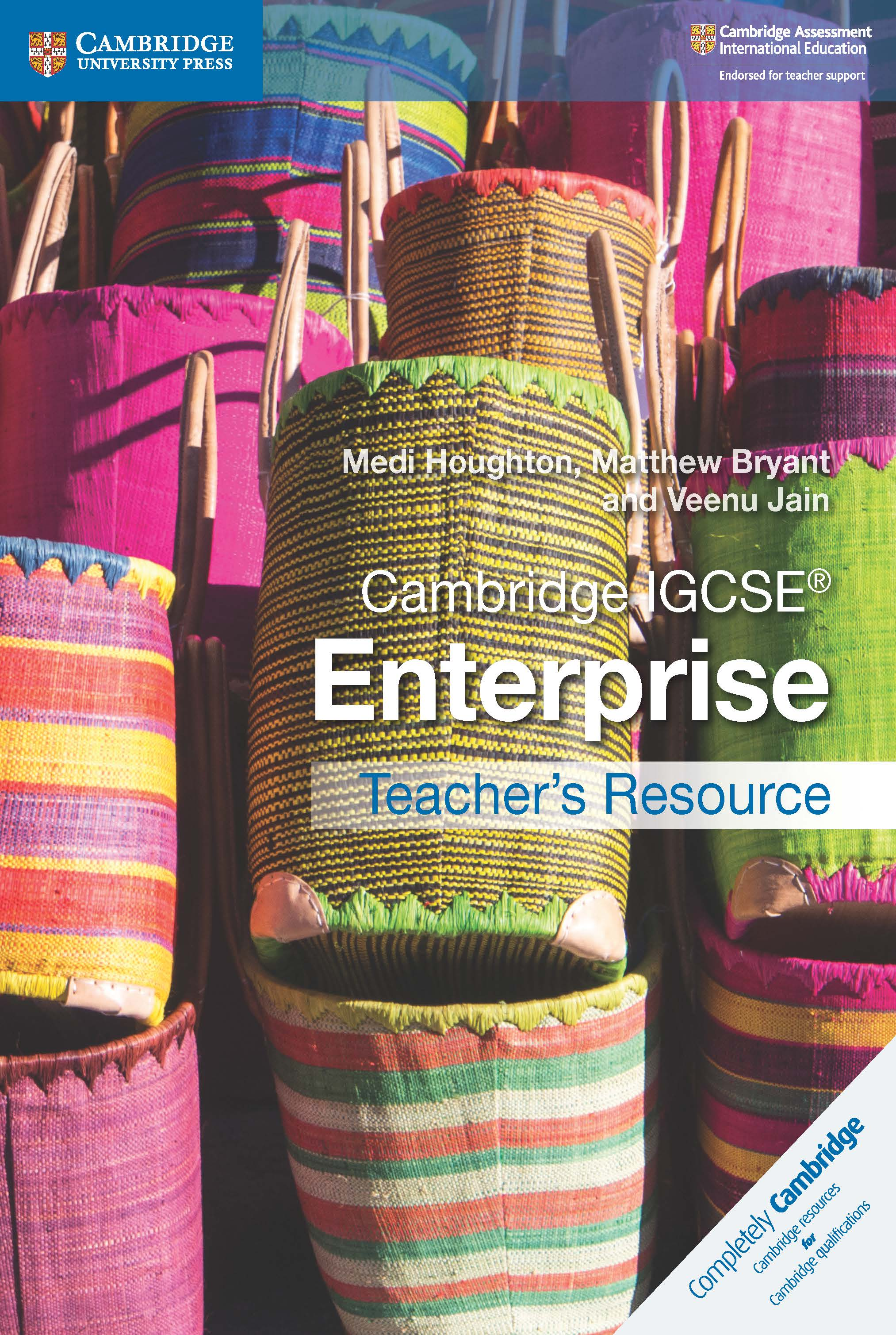 Cambridge IGCSE Enterprise (0454)