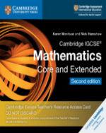 Cambridge IGCSE Mathematics (9–1) (0980)