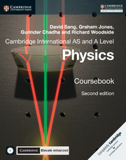 Cambridge International AS and A Level Physics (9702)