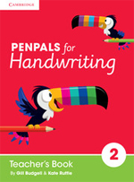 Penpals for Handwriting (Cambridge University Press)