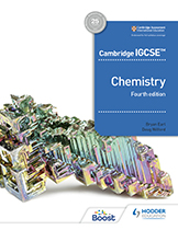 Cambridge IGCSE Chemistry (Fourth edition) (Hodder)<
