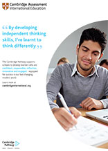 Cambridge Learner poster