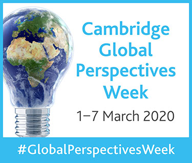Cambridge Global Perspectives Week 1 - 7 March 2020