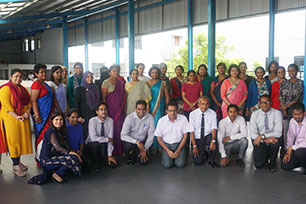 Cambridge School Community meets in Sri Lanka