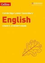 Collins Lower Secondary (Second edition) (Collins)English textbook cover