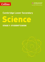 Cambridge Lower Secondary Science (Second edition) (Collins) textbook cover