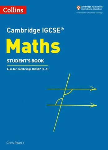 Cambridge IGCSE Mathematics (0580)