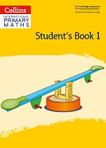 Collins International Primary Maths textbook cover