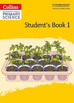 Collins International Primary Science textbook cover