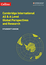 Cambridge International AS & A Level Global Perspectives and Research (Collins)