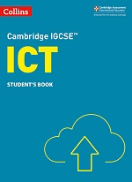 Cambridge IGCSE ICT (Third edition) (Collins) front cover