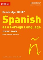 Cambridge IGCSE Spanish (9-1) (7160)