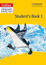 Collins International Primary English (Second edition) (Collins) textbook cover