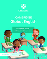 Cambridge Global English (Second edition) (Cambridge University Press) textbook cover