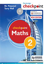 CUP Checkpoint Maths