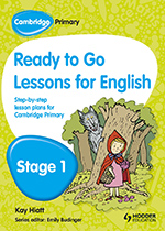 Hodder Ready to Go Lessons for English cover