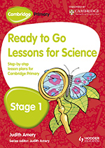 Ready to Go Lessons for Science (Hodder)