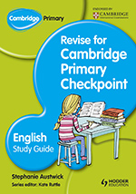 Revise for Cambridge Primary Checkpoint English (Hodder)