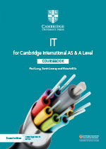 Cambridge International AS & A Level Information Technology (Cambridge University Press)