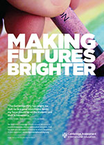 Cambridge PDQ brighter futures poster