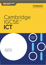 Marshall Cavendish Education Cambridge IGCSE ICT front cover