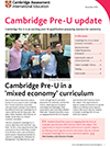 Cambridge Pre-U newsletter November 2018