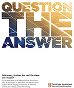 Question the answer poster