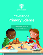 Cambridge Primary Science (Second edition) (Cambridge University Press) textbook cover