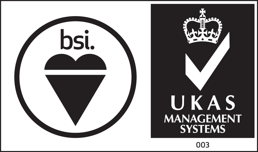 ISO 9001 BSI and UKAS