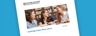 Exams Officers' enewsletter