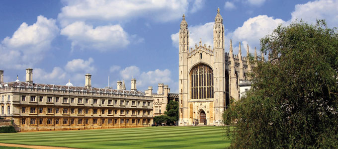 A Cambridge college