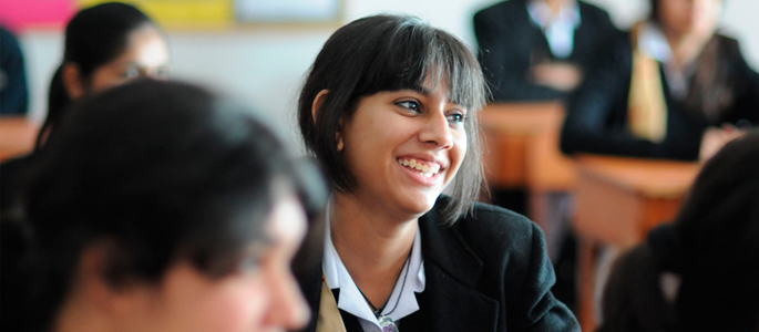 A Cambridge IGCSE learner